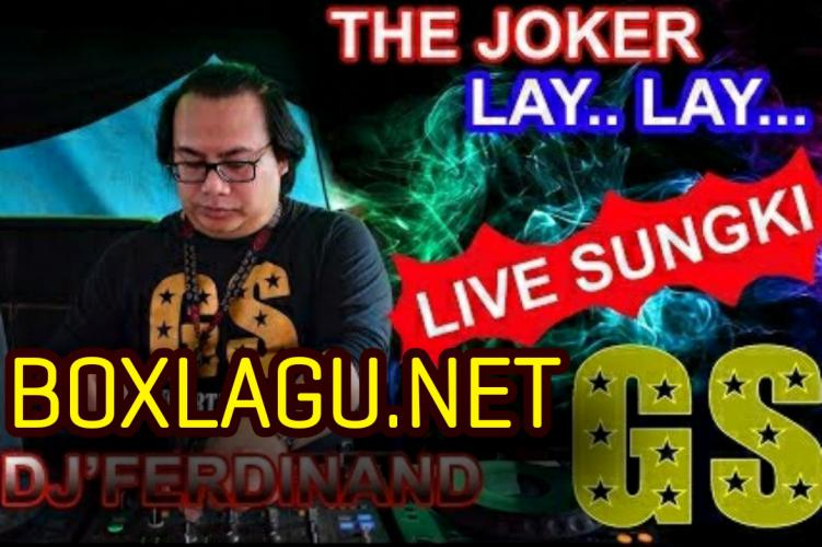 Download Lagu Golden Star - The Joker Lay Lay Live Sungki.mp3 Terbaru